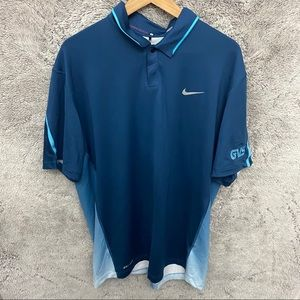 Nike dri fit tiger woods collection polo shirt